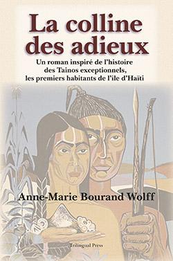 La couverture de «La colline des adieux».