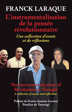 La couverture de «L'instrumentalisation de la pensée révolutionnaire».